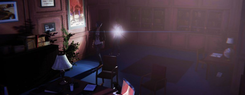 Обыск в кабинете ректора