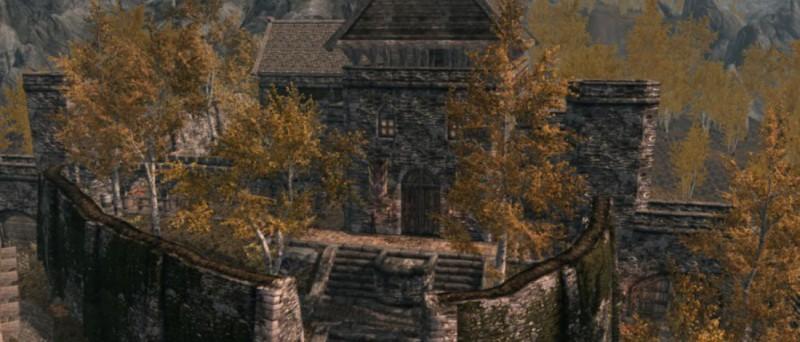 Замок Миствейл