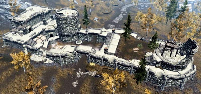 Крепость Гринвол