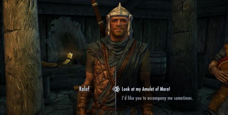 Отважный братец Ралоф