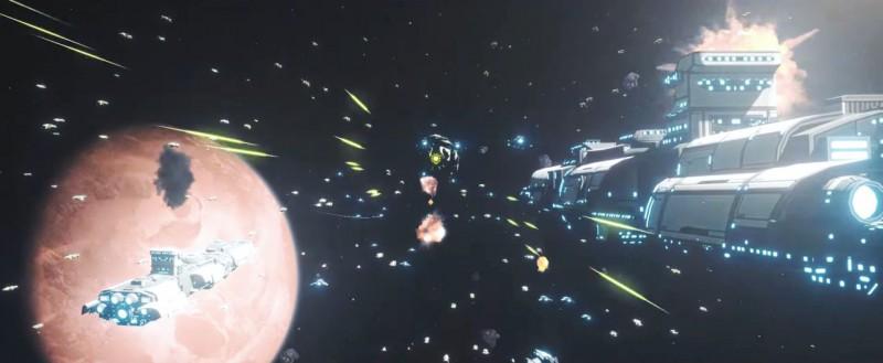 Космические баталии времен апокалипсиса