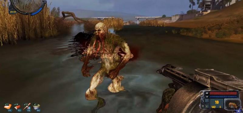 Охота на кровососов в Плавани