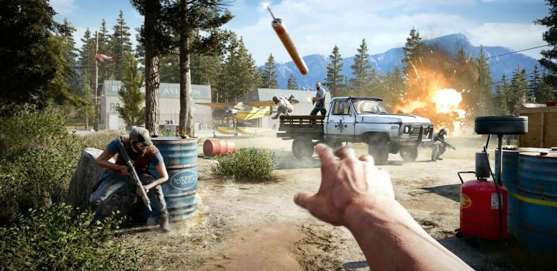 Да здравствует мультиплеер в Far Cry 5