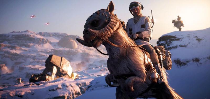 Скриншот залутбоксенной Star Wars Battlefront 2