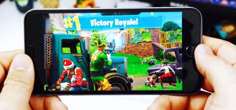 Мобильная версия Fortnite Battle Royale
