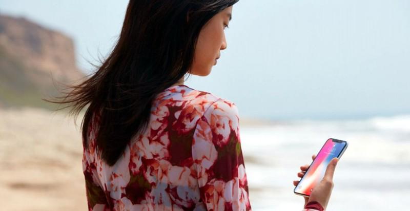 Китаянка разблокировала Айфон