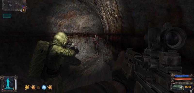 В тоннеле с Кругловым