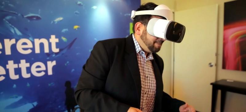 Иногда подобные VR-шлемы кажутся довольно громоздкими