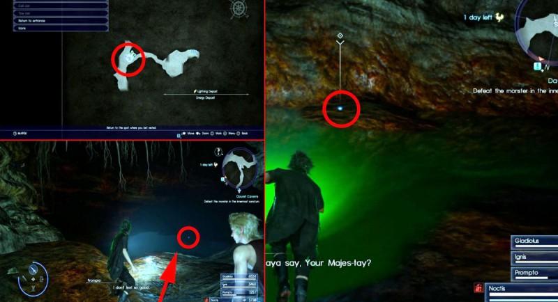 Талисман мугла в Пещерах Дауэрель