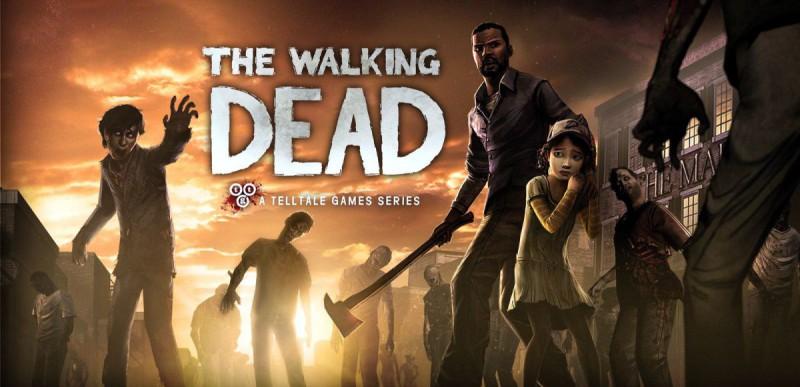 Постер первого сезона The Walking Dead