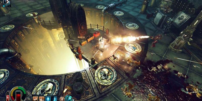 Скриншот из игры Inquisitor Martyr