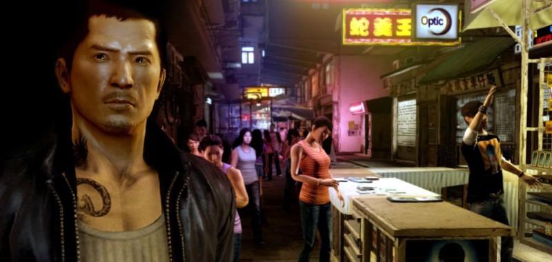 Типичный Китай в игре