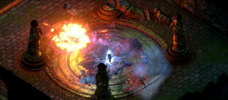 В Pillars of Eternity 2 Deadfire есть секретная концовка