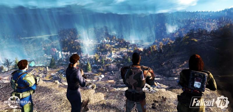 Скриншот из Fallout 76
