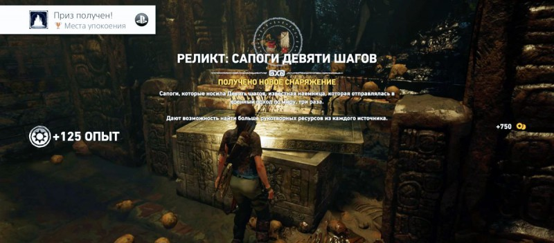 Сапоги Девяти Шагов