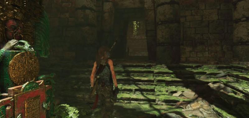 Последняя гробница Тайного города