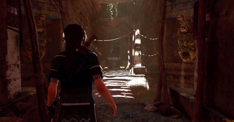 В пещере с амулетом