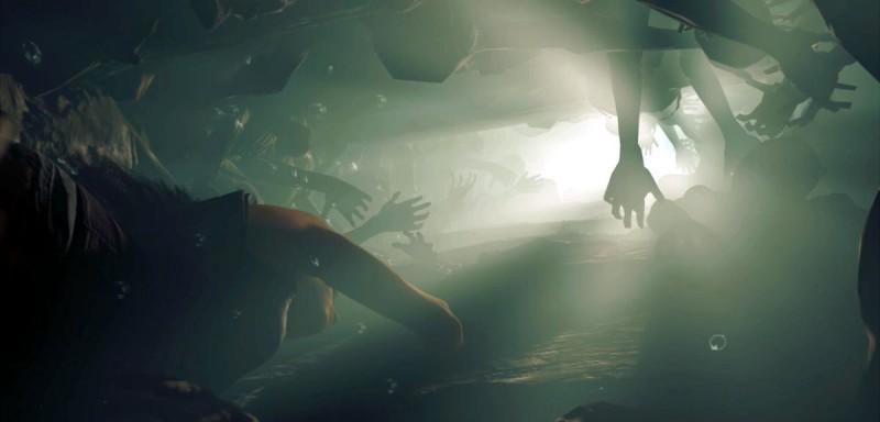Подводный тоннель мертвецов