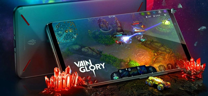 Vain Glory на Nubia Red Magic