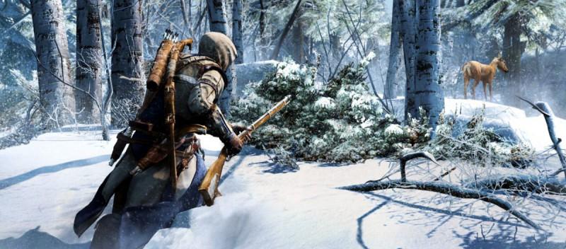 Ассасин и охота на оленя