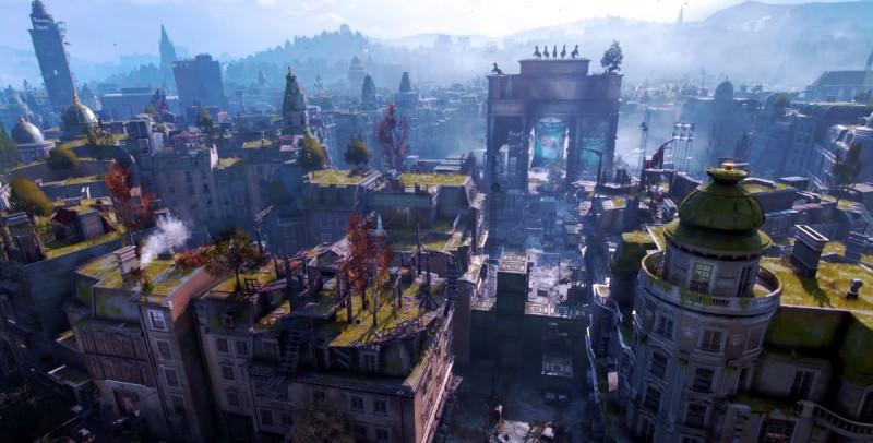 Город и разруха