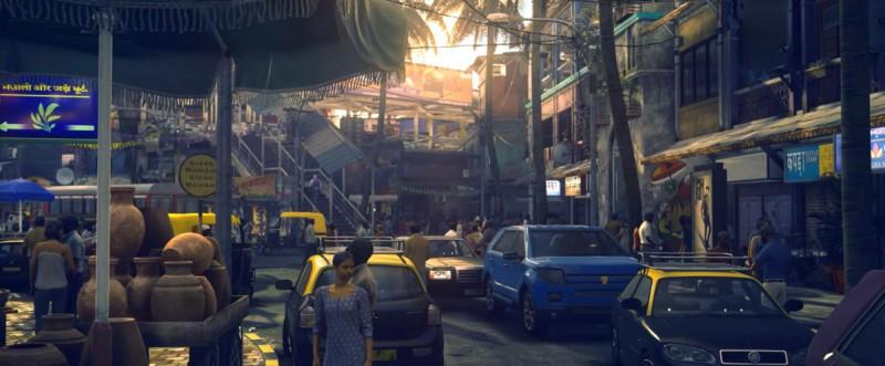 Агент 47 в Мумбаи