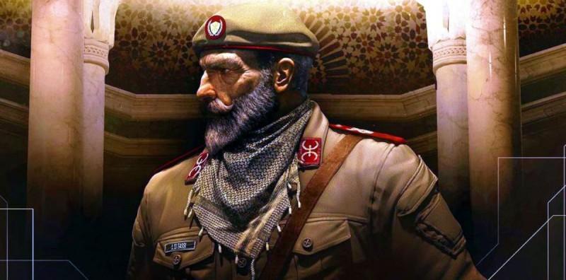 Новый вояка Каид