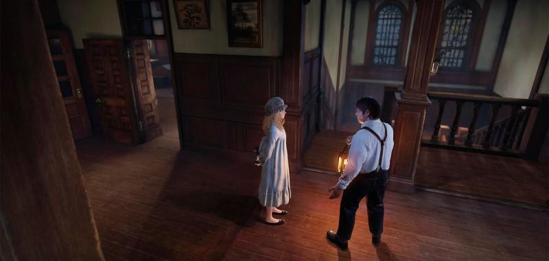 Скриншот из игры Deracine