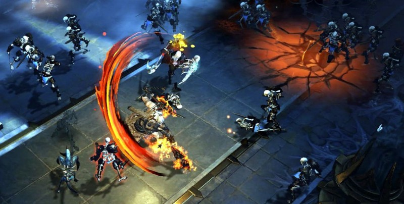 Скриншот Diablo Immortal