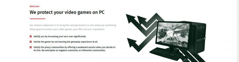 Обещают защитить игры на PC