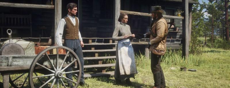 Артур и семья Даунс