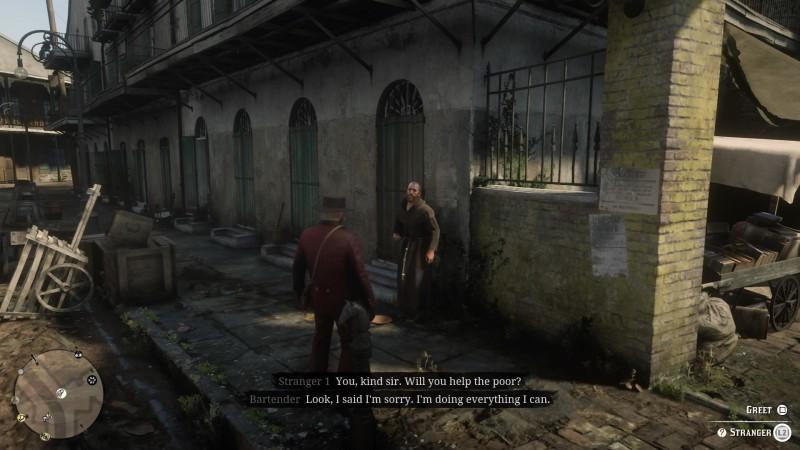 Встреча с монахом