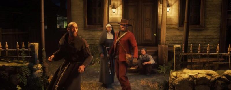 Церковь и сестра Кальдерон