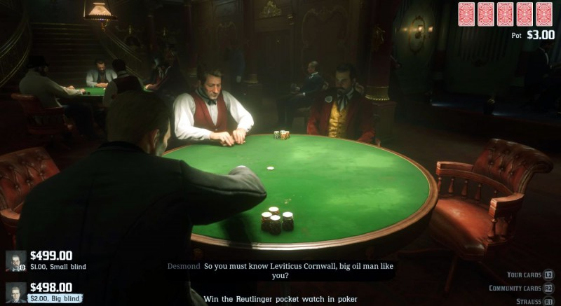 Это покер, господа