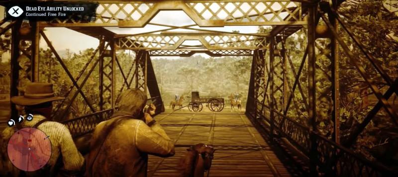 Мост перекрыли законники