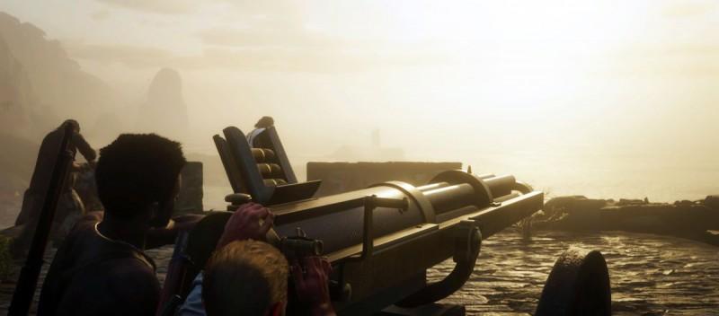 Бомбим корабль