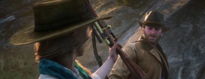 Сэди снайперская винтовка