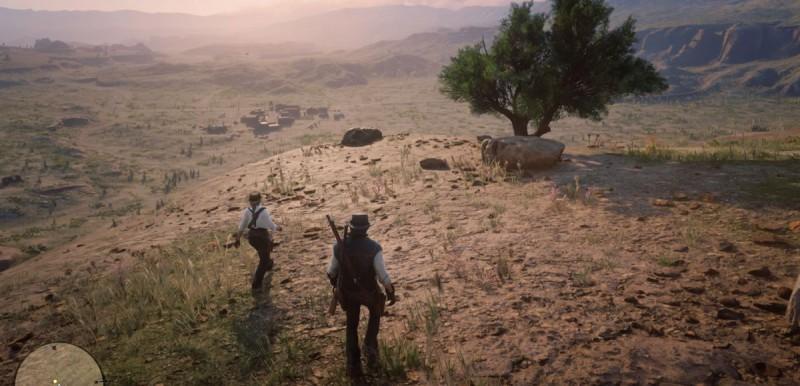 Исследуем пустыню