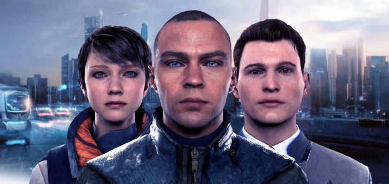 Три главных героя игры