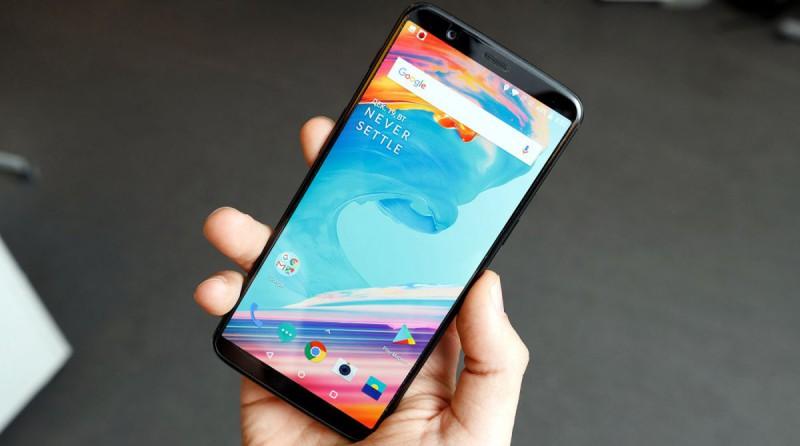 OnePlus 5T подходит и для игр
