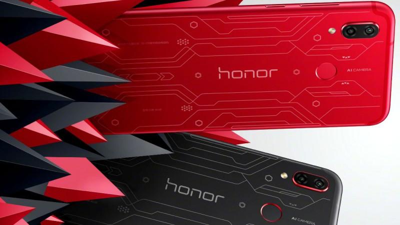 Задний корпус Honor Play