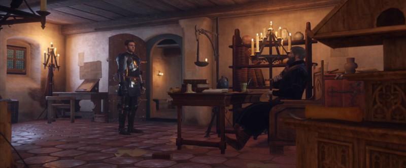 Встреча с оружейником Кейзером