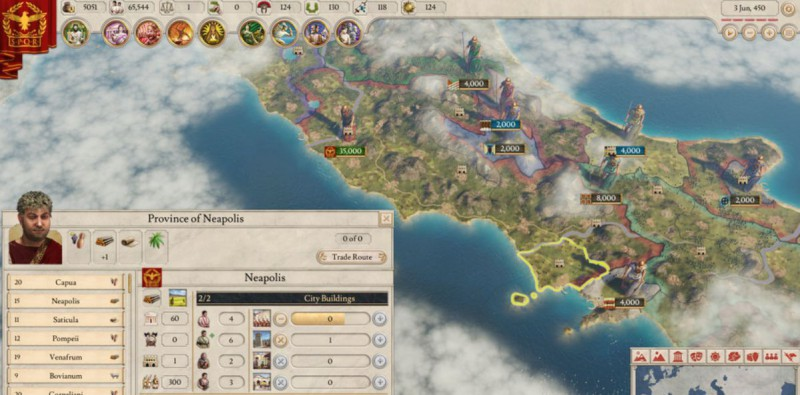 Провинция Неаполь