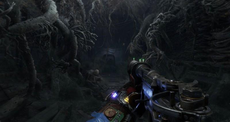 Жуткий тоннель