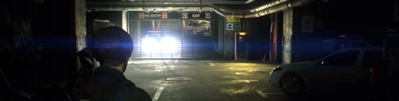 Исследование парковки