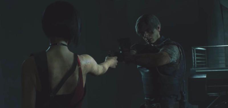 Скрестить оружие с Адой Вонг