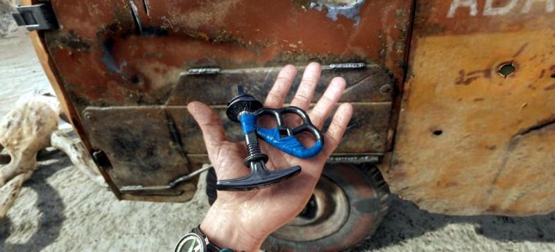 Заводной ключ от УАЗика