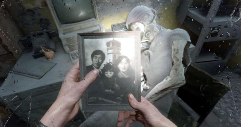 Мать Гюльчатай и фотография