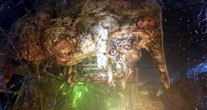 Живые сталактиты-монстры