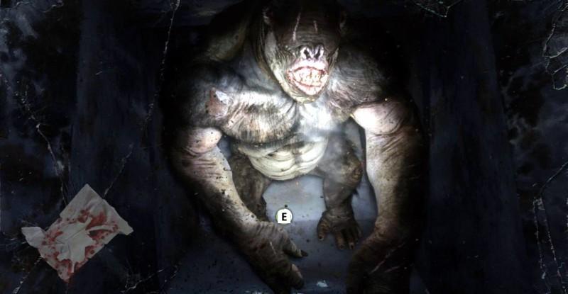 Монструозная горилла